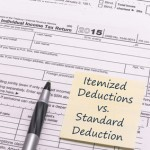 Itemize or Standard Deduction: Tips to Make the Right Decision