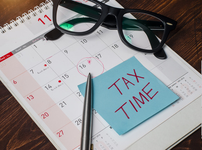 Tax time- know the difference between Tax lien and Tax Levy