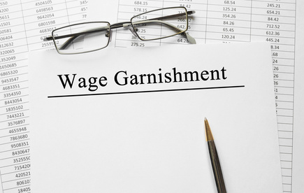 Preventing Wage Garnishment by Filing Bankruptcy by Law Offices of Nick Nemeth