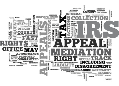 IRS Tax Appeal with Nick Nemeth