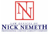 Logo of The Law Office of Nick Nemeth