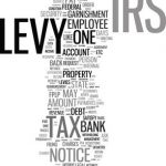 A Brief Guide on How to Stop an IRS Levy