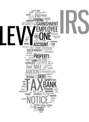IRS Levy Help with The Law Offices of Nick Nemeth