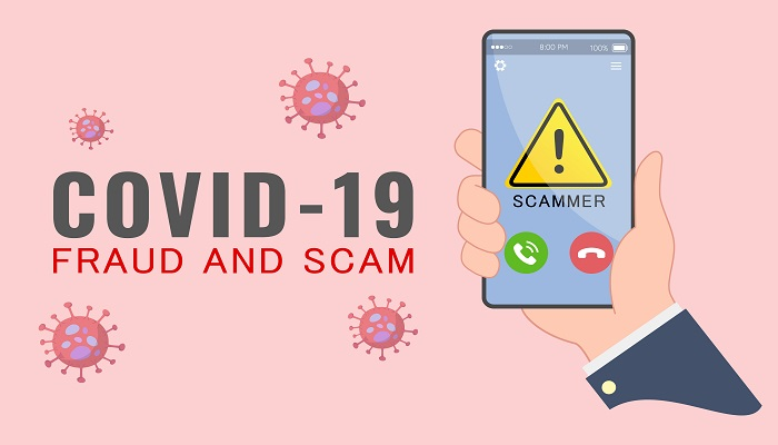 Tips to Identify and Avoid COVID-19 Scams