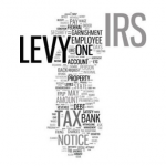 IRS Bank Levy Concerns