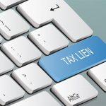Tax lien certificate