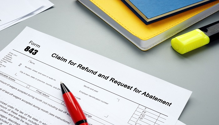 Requesting IRS Penalty Abatement